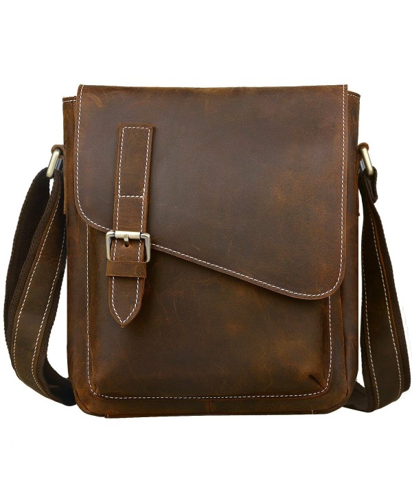 Jack Chris Handmade Messenger Shoulder
