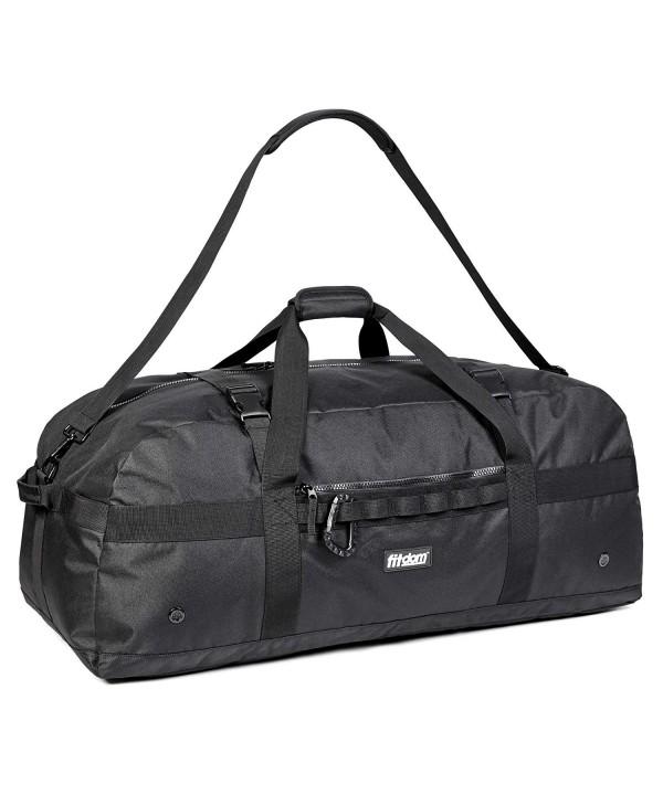 Fitdom Sports Equipment Duffel Bag