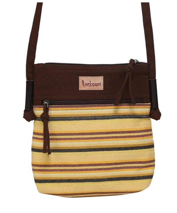 Anekaant Womens Kuttu Canvas Sling