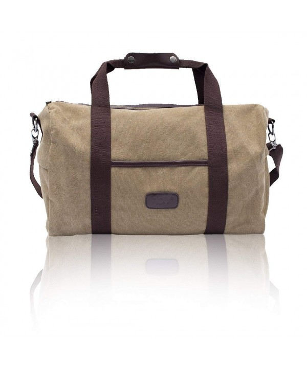 HBY Unisex Canvas Travel Weekend