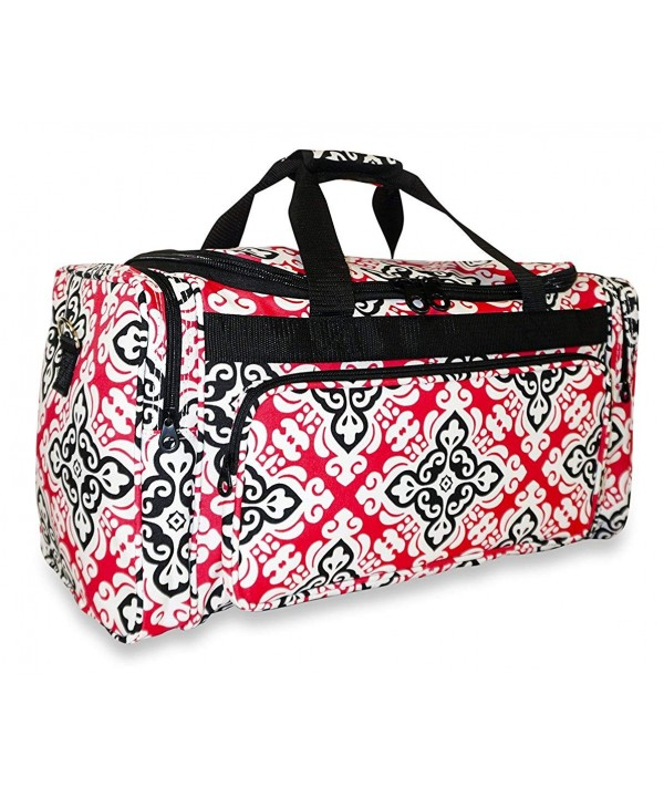 Ever Moda Cross Duffle Bag