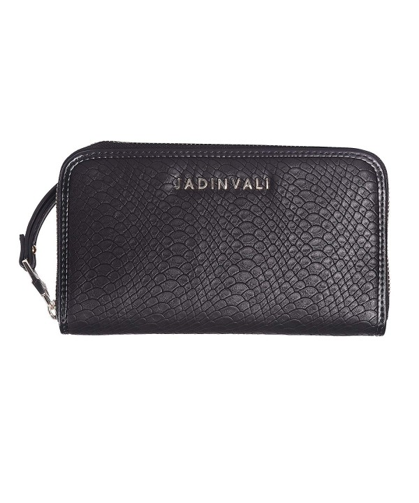 JADINVALI Womens Wallet Around Wristlet