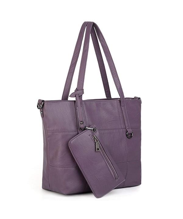 UTO Handbag Pieces Leather Shoulder