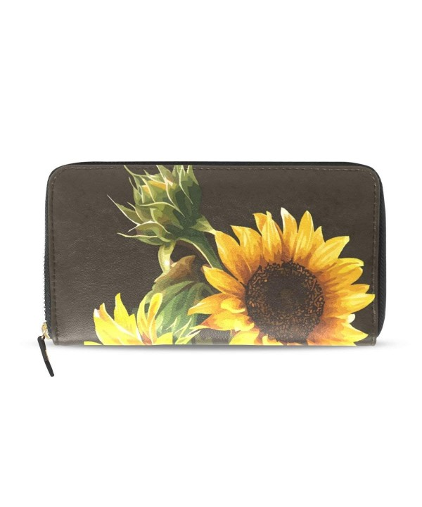 LORVIES Sunflower Butterfly Capacity Organizer