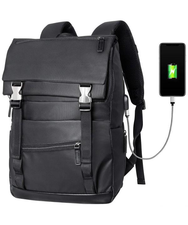 Backpack Charging Veckle Waterproof Resistant