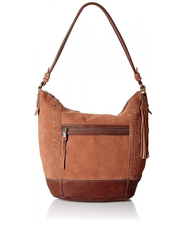The Sak Sequoia Hobo Suede
