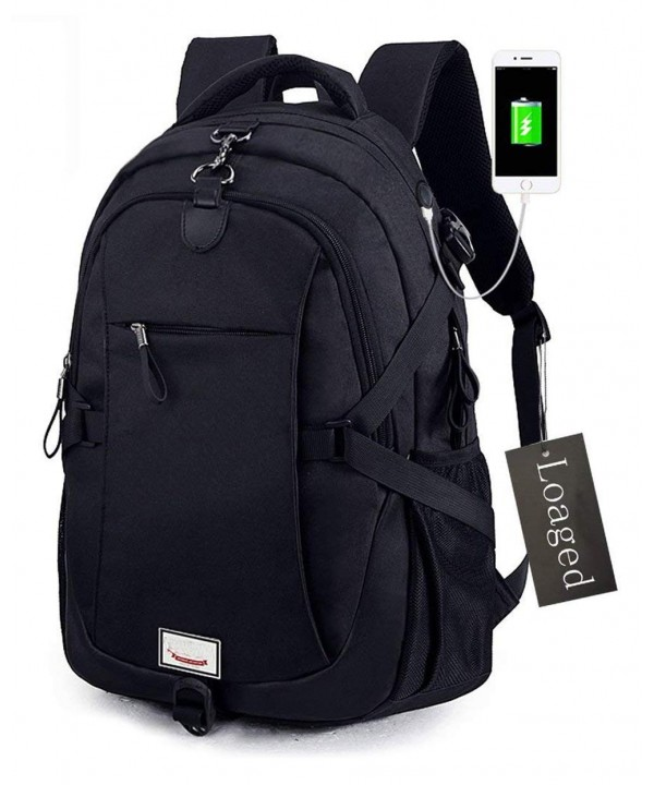 Anti theft Backpack Loaged Resistant 15 6 Inch