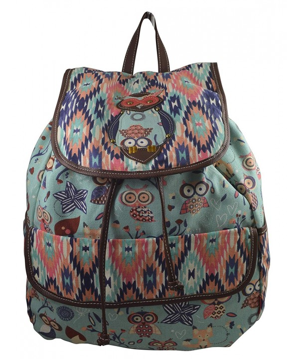 Unionbay Elephant Butterfly Backpack Rucksack