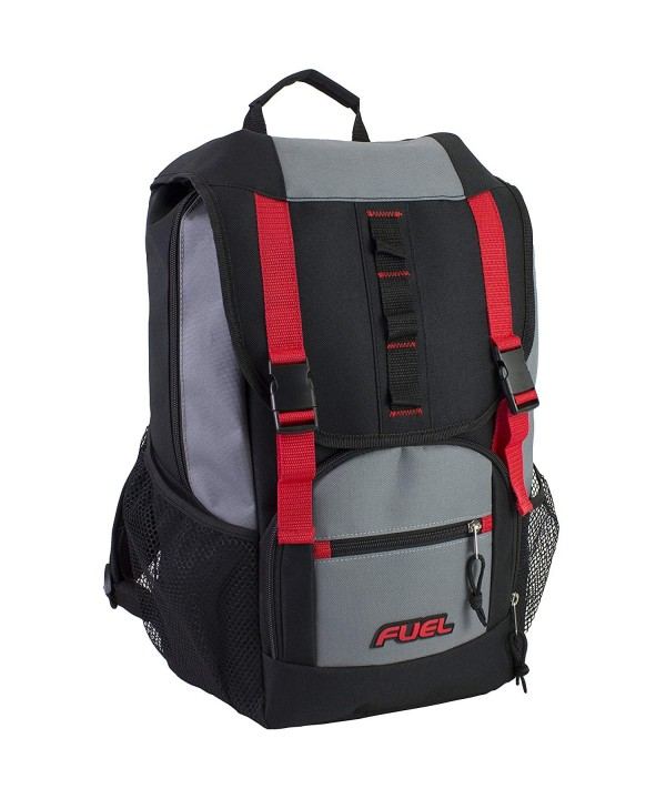 Fuel Backpack Compartment Oversized Protective
