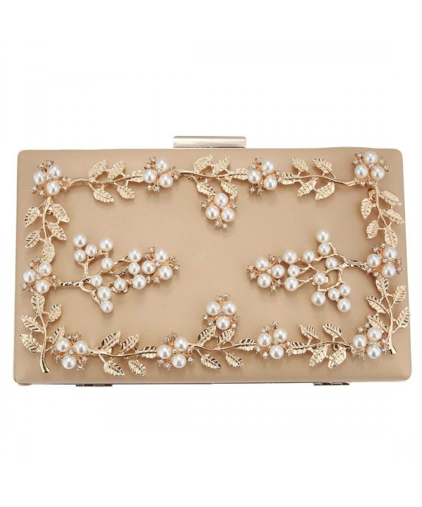EROUGE Beaded Evening Handbag Women s