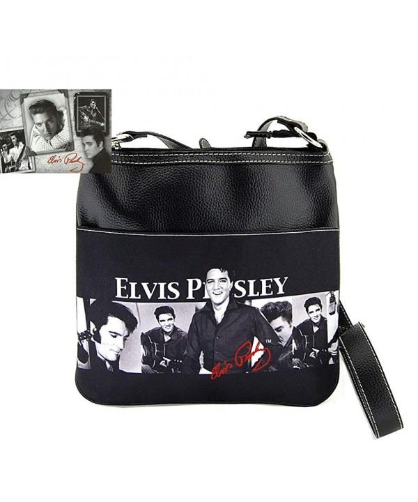 Elvis Presley 10429277 Licensed Crossbody