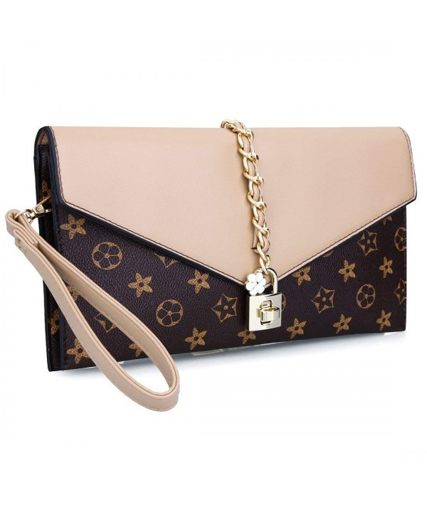 Evening Oversized Designer Handbag Wristlet