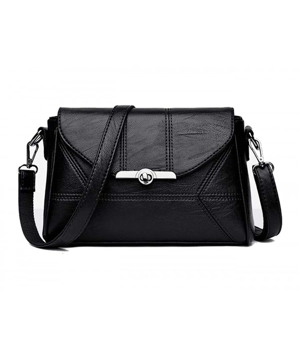 Women Crossbody Shoulder Leather Adjustable