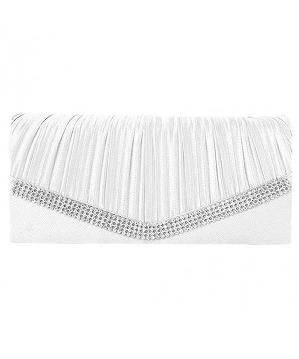 Nodykka Wedding Rhinestones Clutches Handbags