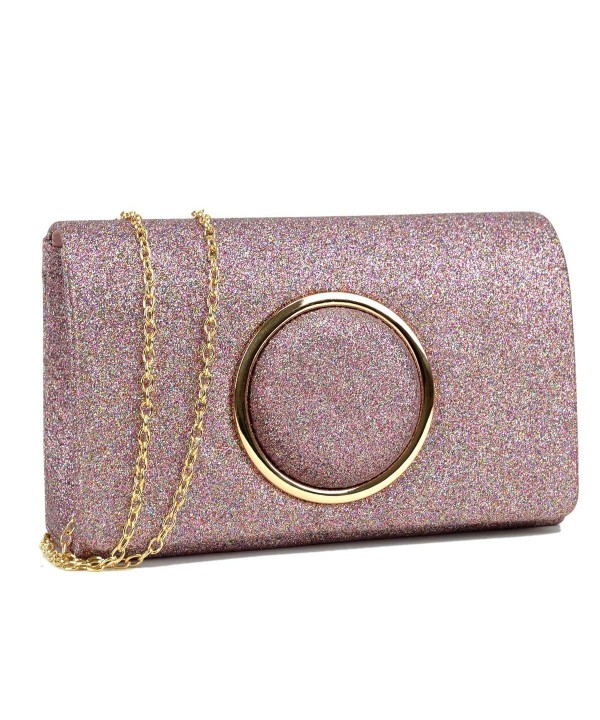 Evening Glitter Frosted Wedding Crossbody