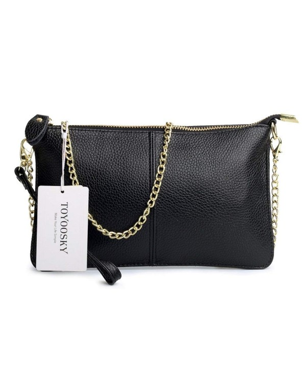 Purse Handbag Leather Clutch Shoulder