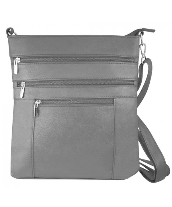 Messenger Italian Leather Shoulder Compatible