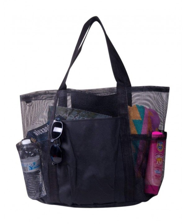 X Large Carryall Family Beach Black