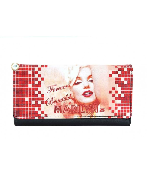 Marilyn Monroe Wallet Forever Beautiful