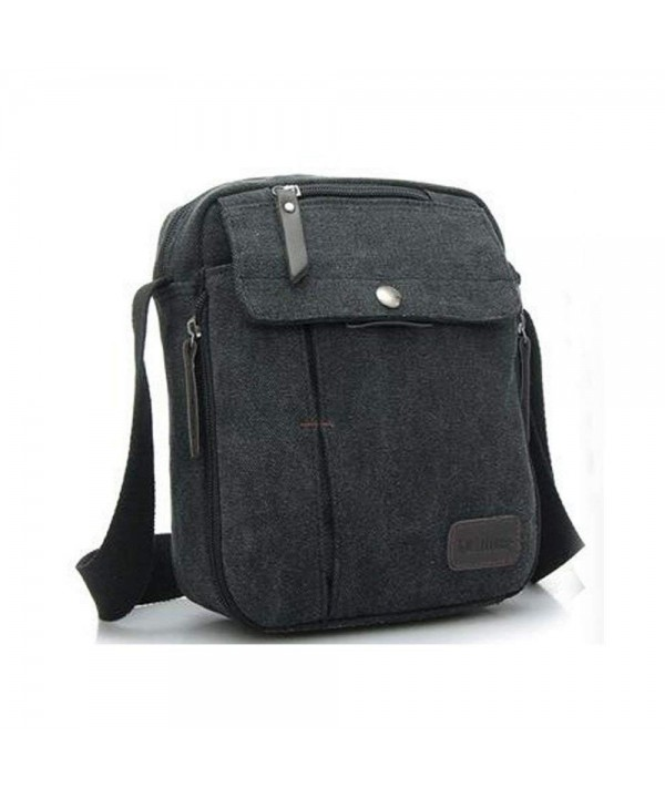 Stepack Canvas Messenger Crossbody Shoulder