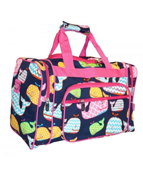 N Gil Whale Duffle Bag