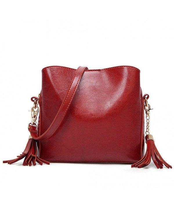 Crossbody Women Small Shoulder Tassel