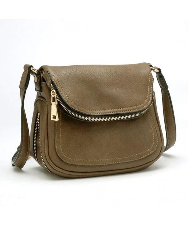 Tosca Expandable Cross body Handbag