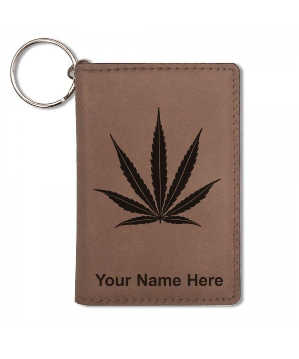 Holder Marijuana Personalized Engraving Included