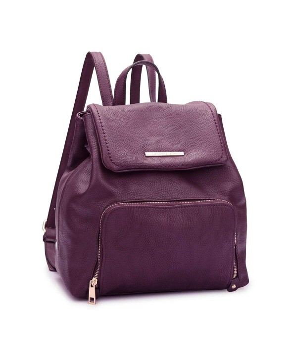 Casual Backpack Drawstring Daypack Fashion