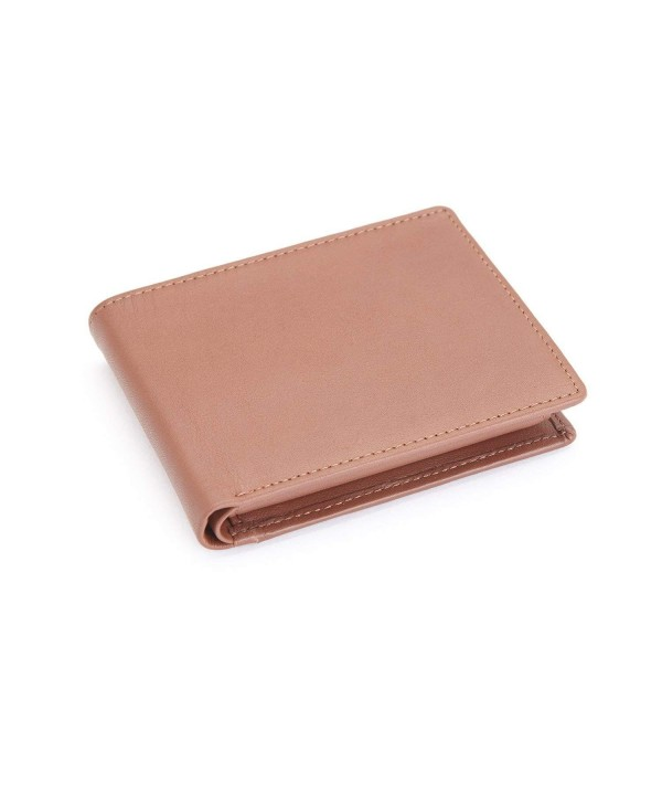 Royce Leather Blocking Commuter Wallet