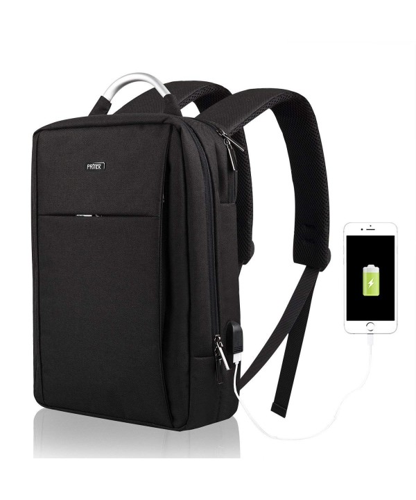 Waterproof Backpack Charging PRITEK Anti Theft