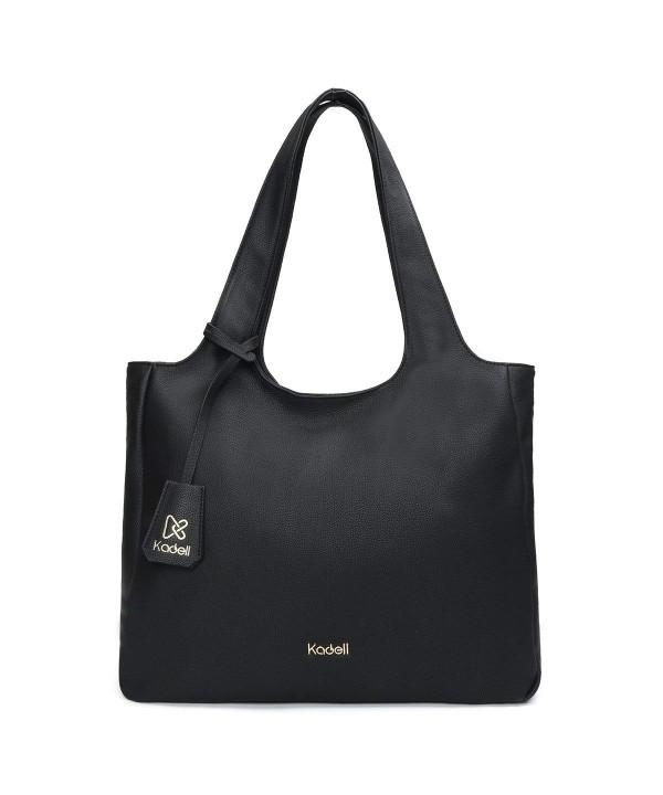 Kadell Designer Handbag Leather Shoulder