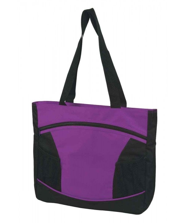 DALIX Deluxe Reuseable Pockets Purple
