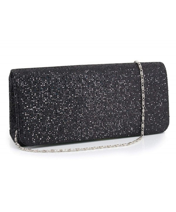 Gabrine Evening Shoulder Handbag Glitter