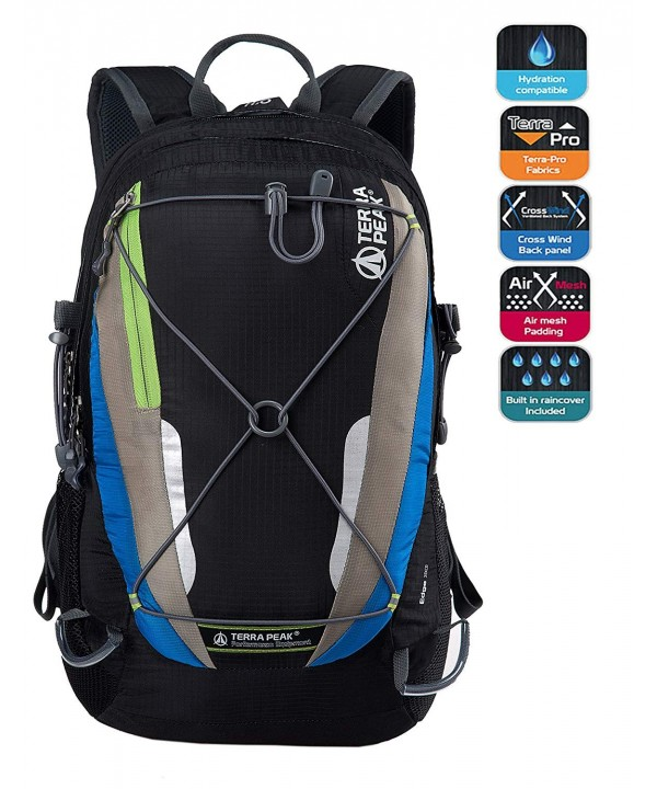 TERRA PEAK Backpack Resistant Lightweight