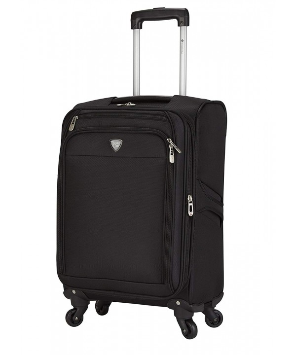 Travelers Club Spinner Carry Luggage