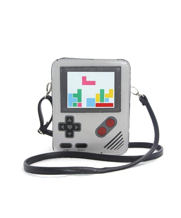 Game Device Crossbody Vinyl Material