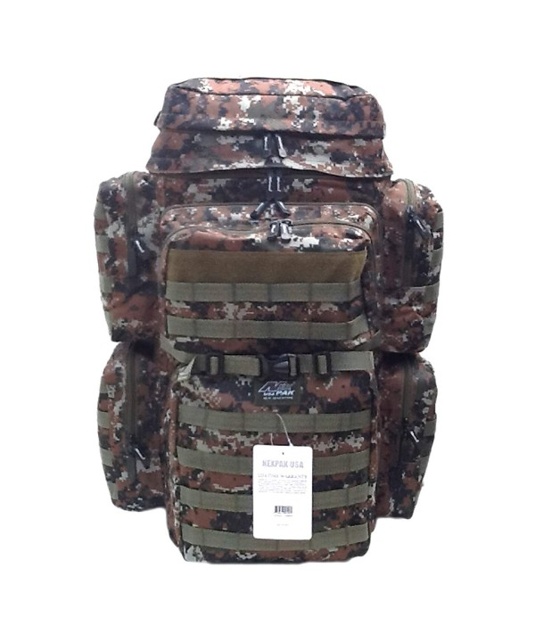 3200cu Tactical Hunting Backpack CAMOUFLAGE