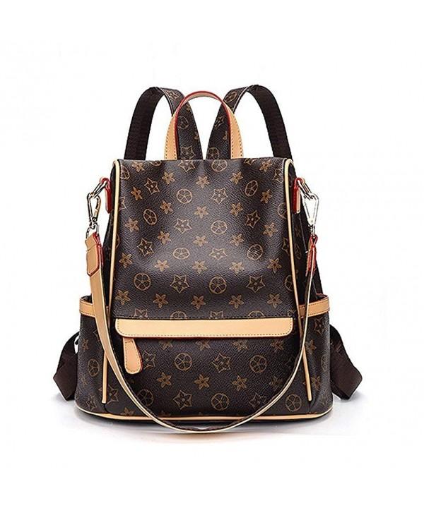 Olyphy Designer Backpack Shoulder Bookbags