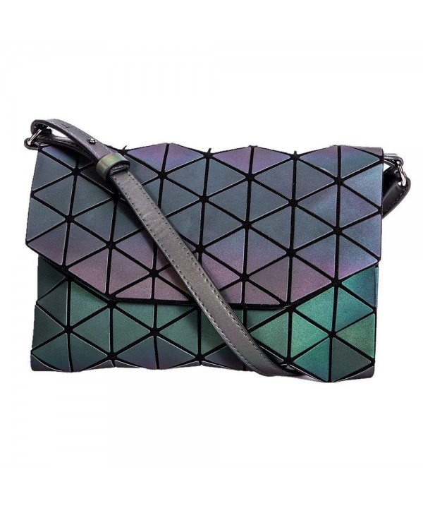 KAISIBO Geometric Shoulder Crossbody Messenger
