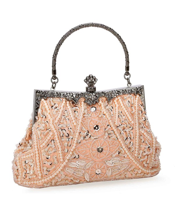 Clocolor Evening Clutches Wedding Handbag