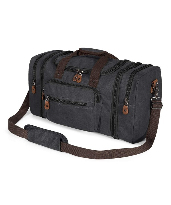 Plambag Oversized Canvas Weekend Luggage