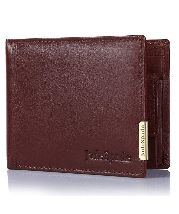 Jade Spade Wallet Bi Fold Leather