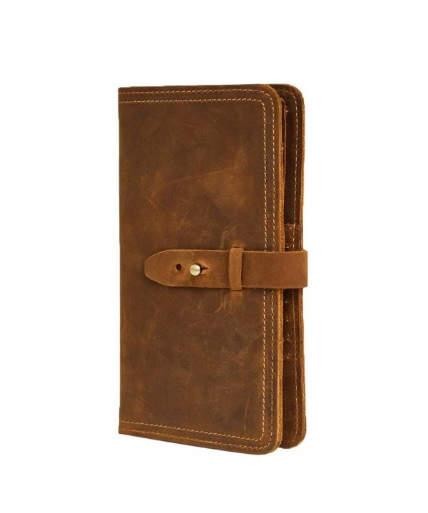 Genda 2Archer Leather Multi Purpose Passport