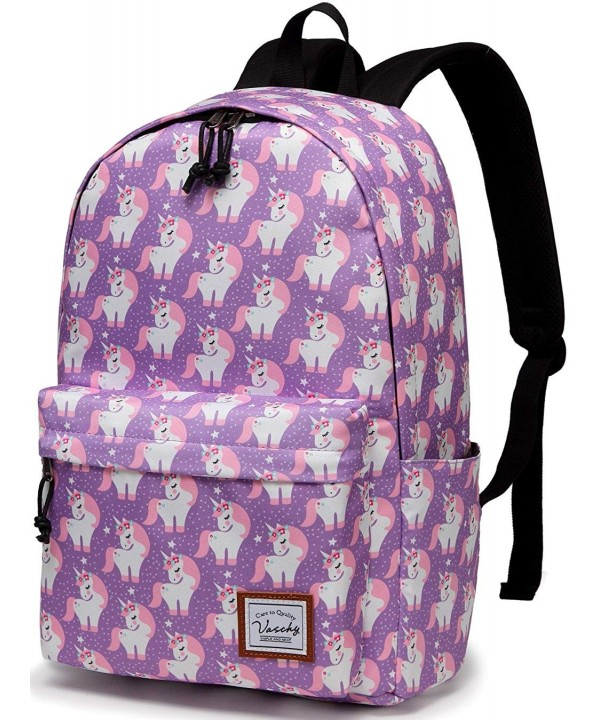 Unicorn Backpack VASCHY Fashion College