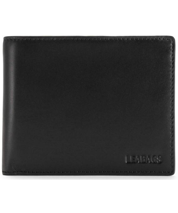 LEABAGS Modesto genuine calfskin leather