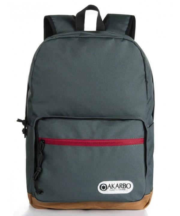 Oakarbo Backpack Travel Daypack Schoolbag