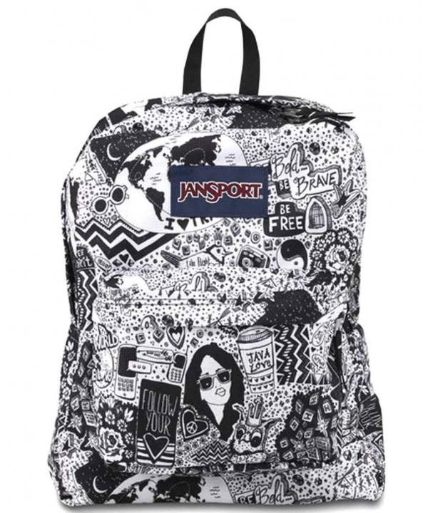 JanSport Superbreak Backpack 1550cu Spirit