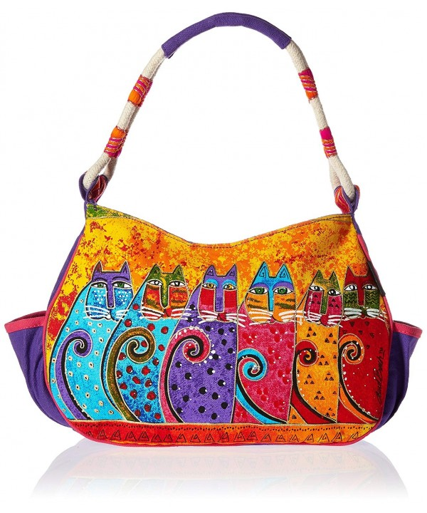 Laurel Burch LB5243 Medium Zipper