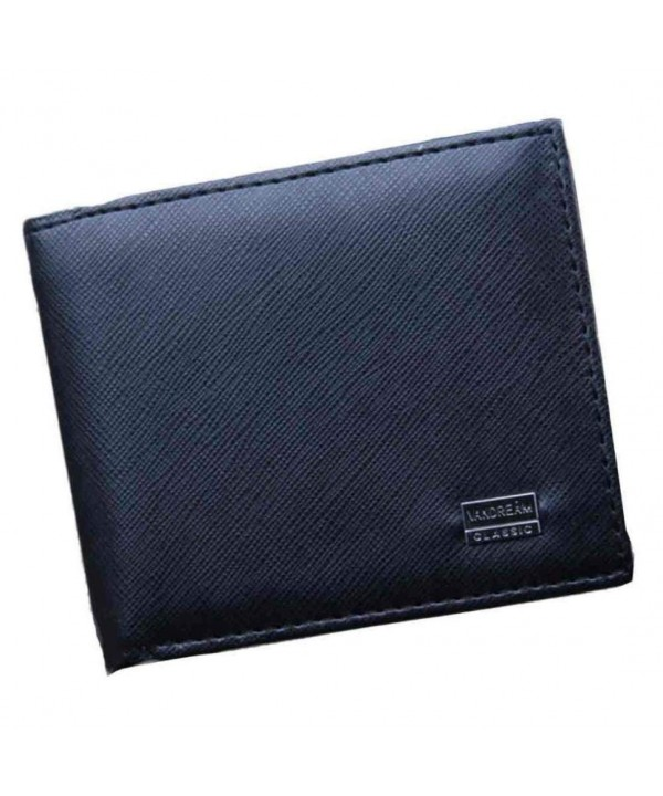 Leather Wallets Fashion Gentlemen TOPUNDER